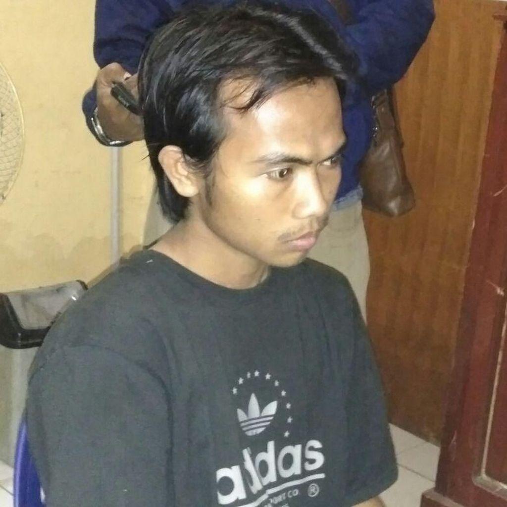 Pria Berpedang yang akan Bunuh Polisi di Probolinggo Meninggal