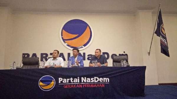 Jadi Tersangka, Bupati Lampung Tengah Mundur dari Jabatan di NasDem