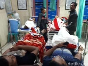 Tuan Rumah Hajatan Ikut Keracunan, Polisi Belum Lakukan Pemeriksaan