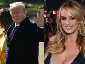 Bintang Porno yang Selingkuh dengan Trump Akan Beberkan Kisahnya