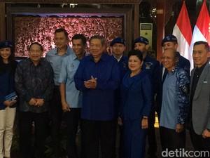 Senang Ada Tukang Tinju Jadi Kader PD, AHY: Untuk Lawan Ketidakadilan