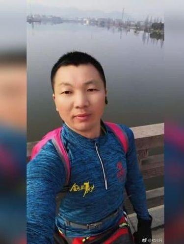 Antimainstream! Pria Ini Pilih Mudik Rayakan Imlek dengan Lari 211 Km