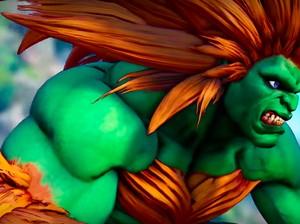 Begini Rupa Sangar Blanka di Street Fighter 5