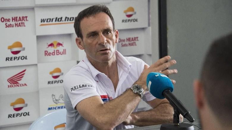 Marquez dan Pedrosa Menunggu Efek Positif dari Alberto Puig