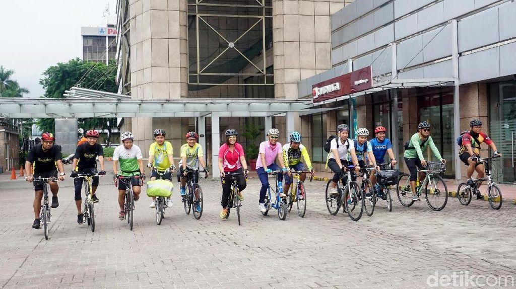 Bukan Sekadar Jalur Khusus, Ini yang Lebih Dibutuhkan Pesepeda di Jakarta