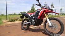 Honda Sumbang Sepertiga Ekspor Motor Buatan Indonesia