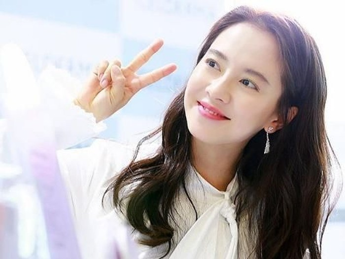 Song Ji Hyo. Foto: Dok. instagram/my_songjihyo