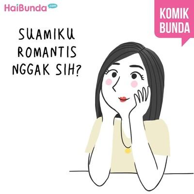 Suamiku Romantis Nggak Sih?