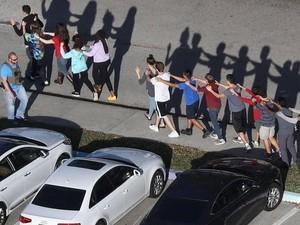 Penembakan Florida Adalah Serangan Sekolah ke-18 di AS Tahun Ini