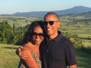 Potret Keromantisan Justin Trudeau Sampai Obama untuk Pasangannya
