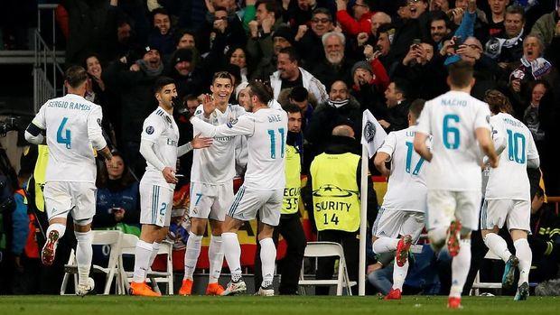 Perempat final Liga Champions akan berlangsung pekan depan.
