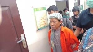 Aman Abdurrahman Jalani Sidang Perdana Bom Thamrin