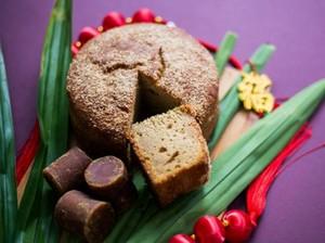 Ada Cake Gula Melaka dan <i>Pineapple Tart</i> Sambal Terasi untuk Imlek di Singapura