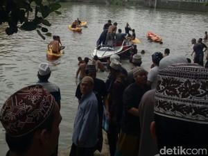 Perahu Terbalik di Magetan, 1 Santri Tewas 2 Ditemukan Selamat