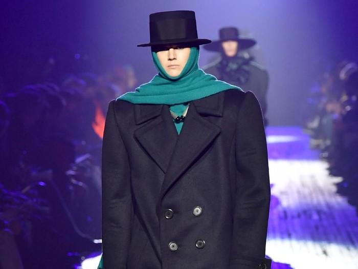 Pencarian modest fashion naik 500% di Pinterest UK. Foto: Slaven Vlasic/Getty Images