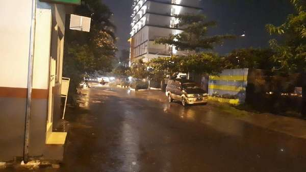 Surabaya Diguyur Hujan, 7 Kawasan Tergenang 15-20 Cm