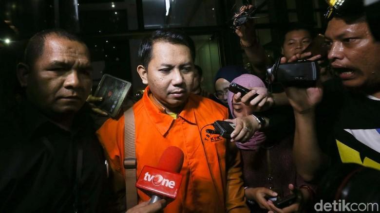 OTT Bupati, Kabid Perizinan Subang Juga Terciduk KPK