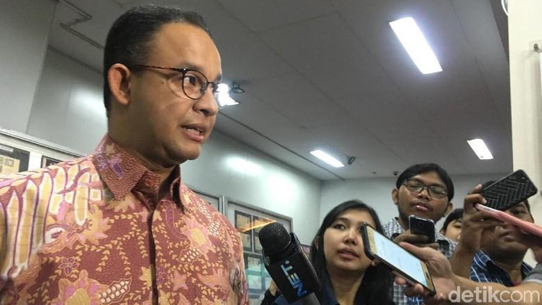 Becak di Jakarta Sudah Terdata, Anies: Jumlahnya Sekitar 1.500