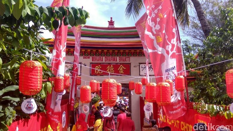 Pemprov DKI akan Bantu Renovasi Vihara Tertua di Ibu Kota