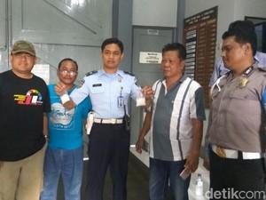 Petugas Lapas Semarang Gagalkan Penyelundupan Sabu di Nasi Kotak