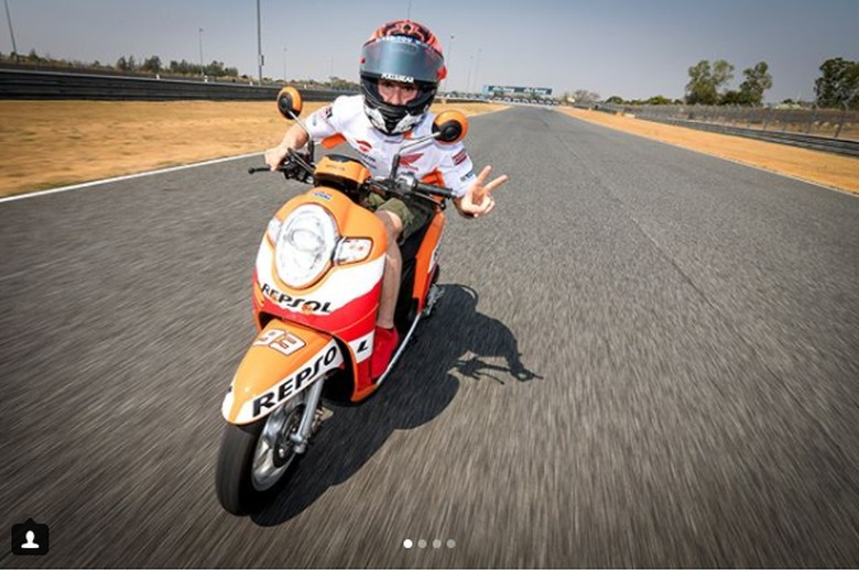 Foto: Instagram MotoGP