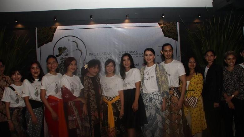 Main Wayang Orang, Nikita Mirzani Ingin Bantu Pengidap Hydrocephalus