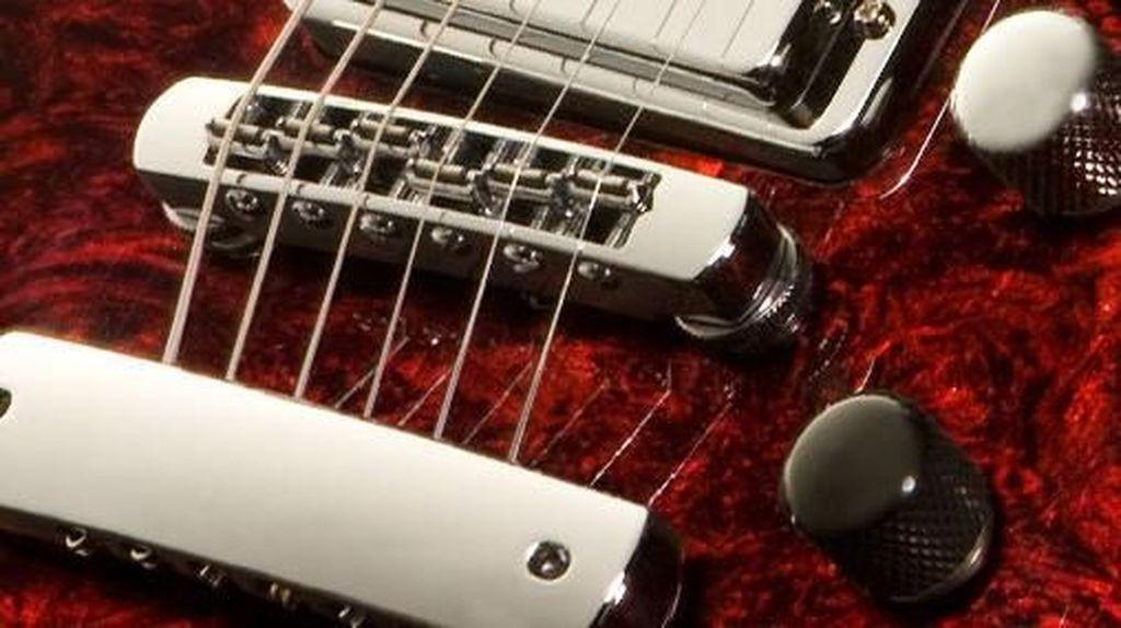 Produsen Gitar Gibson di Ujung Kebangkrutan