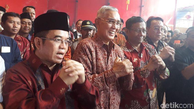 Ikut Rayakan Imlek Ukp Pancasila Bicara Keberagaman Indonesia