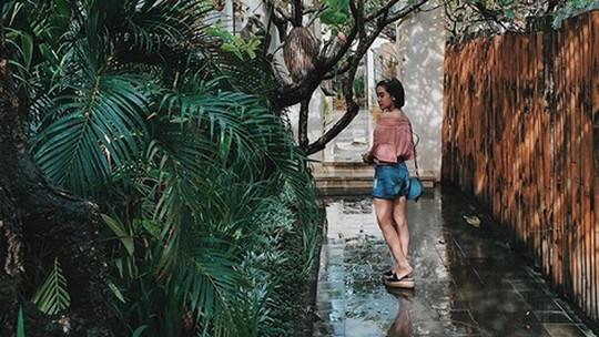 Renang sampai Dinner Bersama Cita Citata di Bali