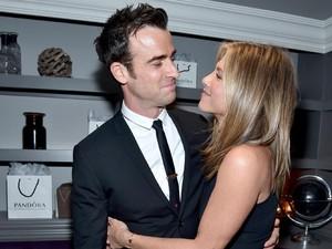 Cerai, Pernikahan Jennifer Aniston dan Justin Theroux Tidak Resmi