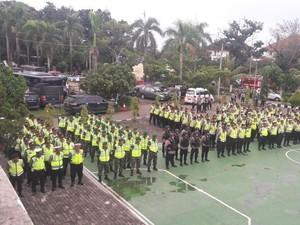 350 Personel Gabungan Amankan Imlek di Cilegon