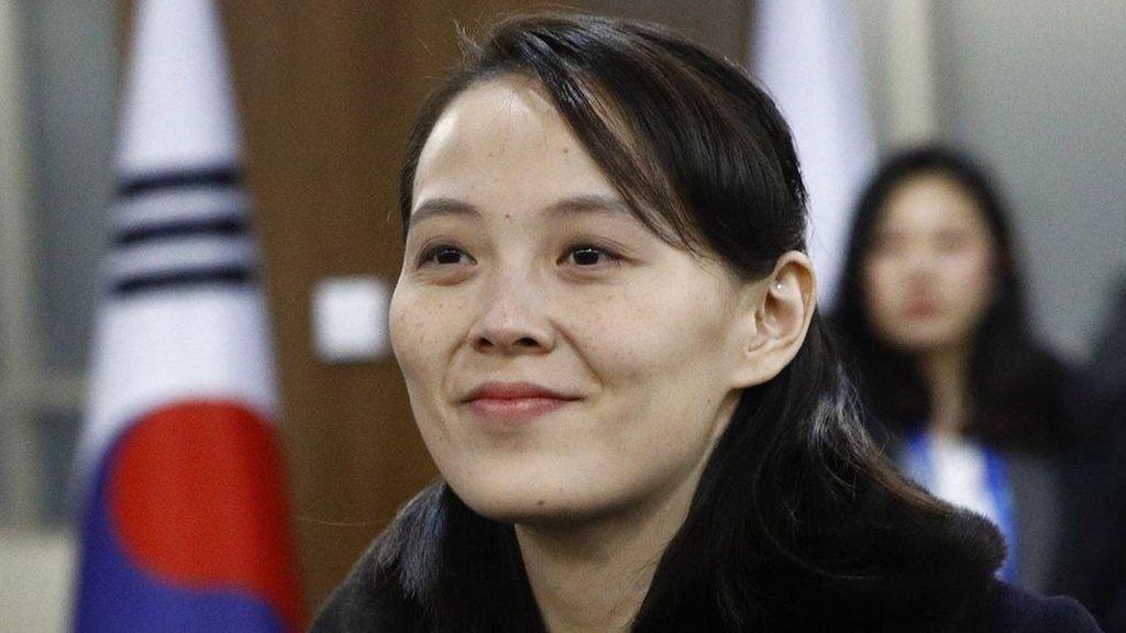 Senjata Rahasia Korut Itu Bernama Kim Yo-Jong
