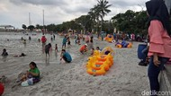 Sambut Asian Games, Ancol Gelar Lomba Berenang & Lari di Pantai