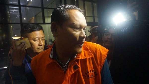 Kadis Bina Marga Lampung Tengah Akui Permintaan Suap dari DPRD