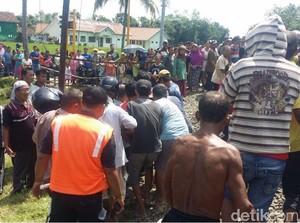 Tertabrak KA Sri Tanjung, Penumpang Motor di Jember Tewas