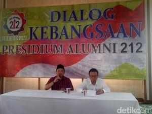Presidium Alumni 212 Diskusi Kepemimpinan dengan Ryaas Rasyid