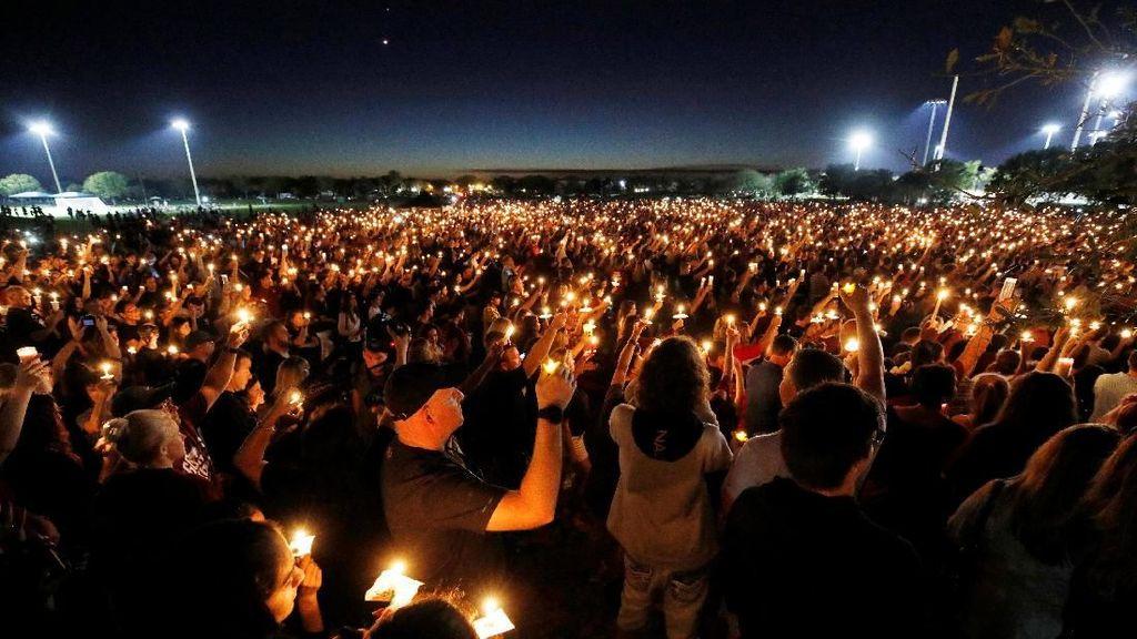 Merasa Bersalah, Korban Selamat Penembakan Sekolah Florida Bunuh Diri
