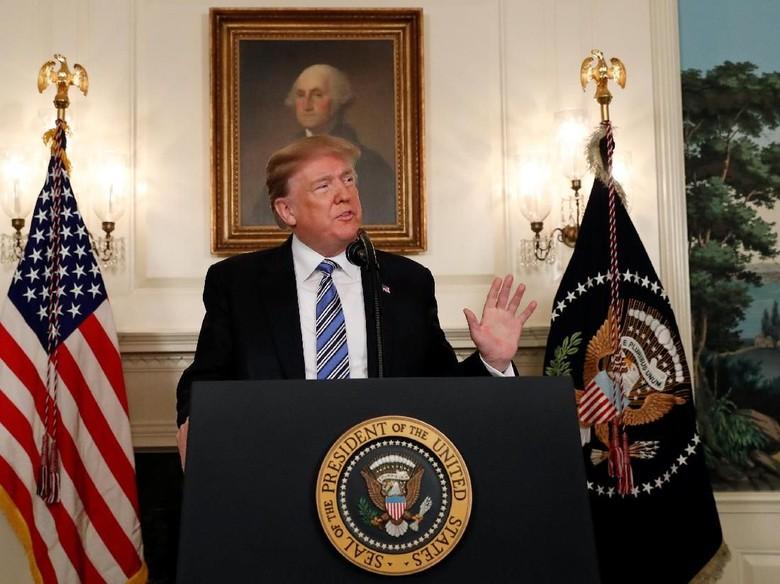Trump Sampaikan Pesan Ramadan, Puji Umat Islam di Dunia