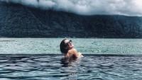 Cita Citata tengah berlibur di Pulau Dewata. Foto: Instagram Cita Citata