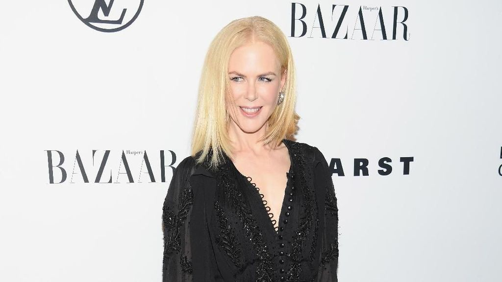 Nicole Kidman Pakai Sunblock SPF 100, Ini Kata Dokter Kulit