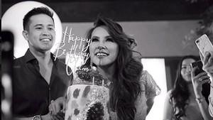 <i>Happy Birthday!</i> Meriahnya Ultah Olla Ramlan