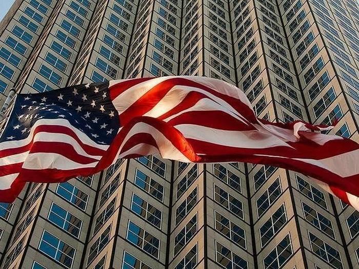 Bendera Amerika Serikat AS
