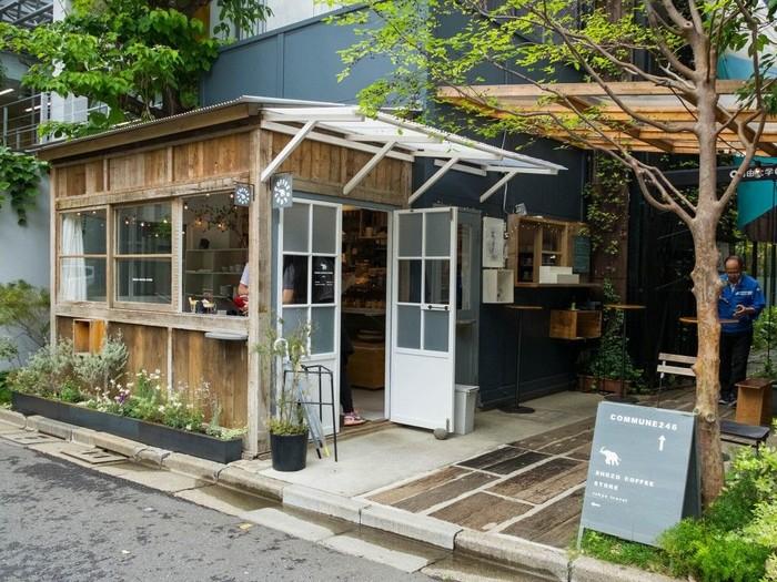 Shozo Coffee Tokyo ini memang memiliki ukuran kedai yang kecil. Namun, menurut pecinta kopi, kedai ini justru punya sajian kopi yang enak. Foto: Istimewa