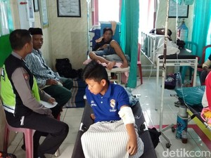 Korban Keracunan Makanan Hajatan di Blitar Bertambah, Total 72 Orang