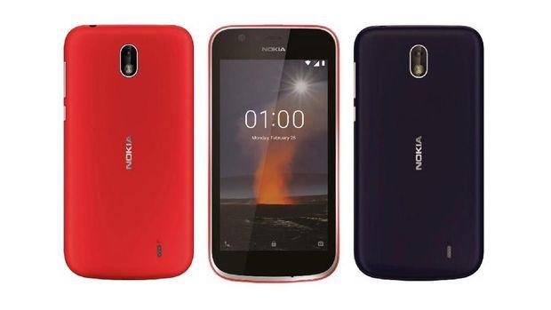 Penampakan Nyata Nokia 7 Plus dan Nokia 1 Mulai Menggoda