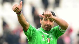 Ungkap Sisi Emosional, Buffon: Saya Sering Menangis