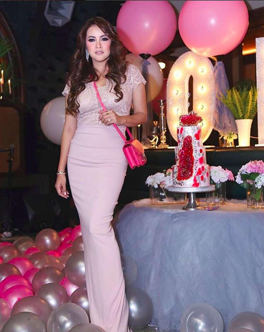 Happy Birthday! Meriahnya Ultah Olla Ramlan