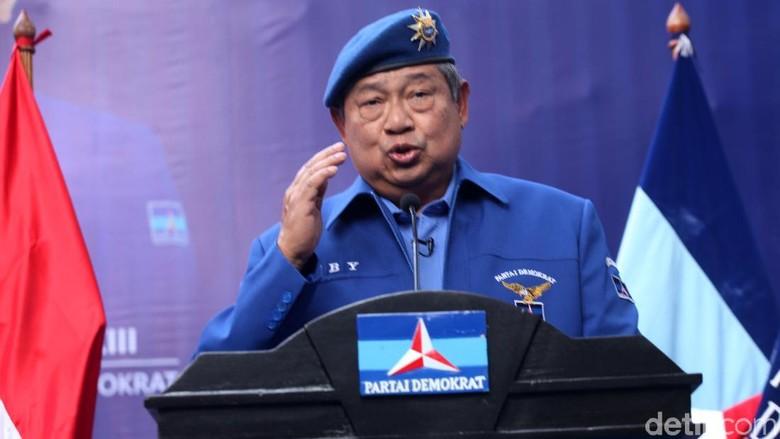 SBY: Belum Saatnya Demokrat Bicara Soal Koalisi dan Capres 2019
