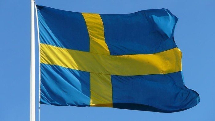 Bendera Swedia
