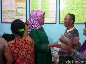 Bantuan dari Bupati Brebes Kurang, Ini yang Dilakukan Korban Banjir